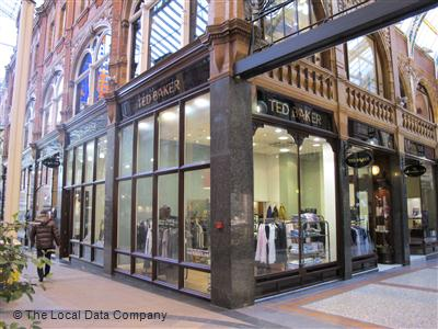 7b54b95f2f5 Ted Baker on Queen Victoria Street - Fashion Shops in City Centre, Leeds  LS1 6BD