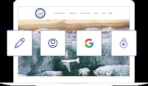 Création de votre site par des experts