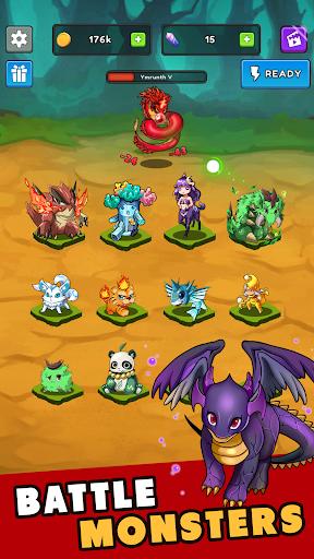 Merge Monsters filehippodl screenshot 1