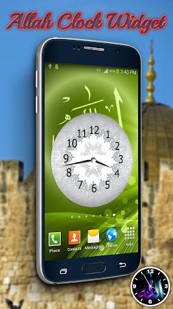 Allah Clock Widget 1.1.1 screenshot 333731