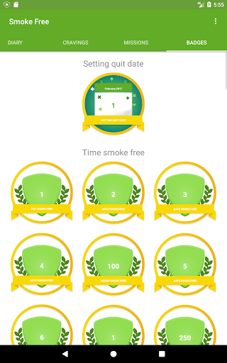 Smoke Free, quit smoking now and stop for good  screenshots 9