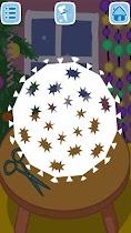 Kids handcraft: Snowflakes - screenshot thumbnail 05
