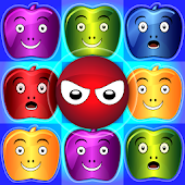 Apple Adventure Match 3: Fruit Juice Jam Free Game