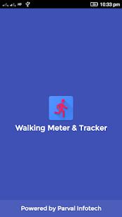 Walking Meter & Tracker - náhled