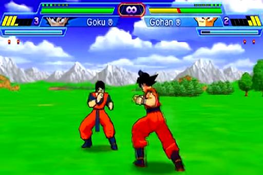 💌 Dragon ball z shin budokai 2 apkpure   Dragon Ball Z Shin Budukai