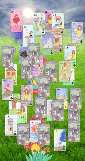 u041bu0435u043du043eu0440u043cu0430u043d / Lenormand Doll  screenshots 2