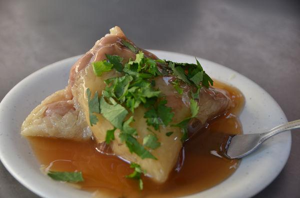 沙淘宮菜粽