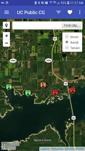 Download Ultimate Public Campgrounds (Over 40,300 in US&CA) For PC 2