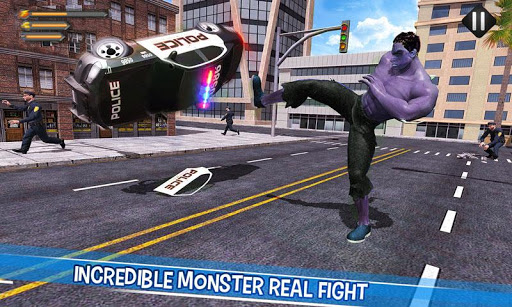 Incredible Monster: Superhero Prison Escape Games screenshots 1