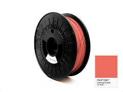 FiberForce Pantone (R) 16-1546 PLA Filament - 2.85mm (0.75kg)