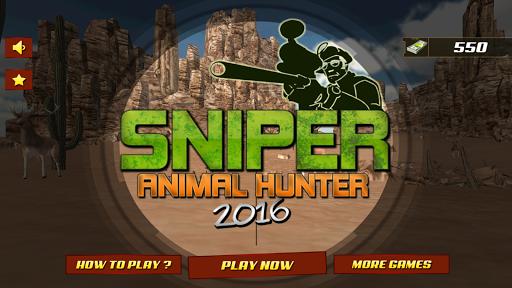 Animal Hunt Sniper Quest 2016