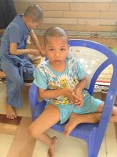 Photo: Tang Minh Thinh - Male - DOB 6/21/2006 - Need wheelchair