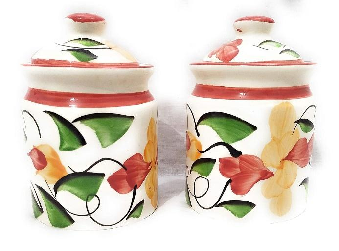 Ceramic storage