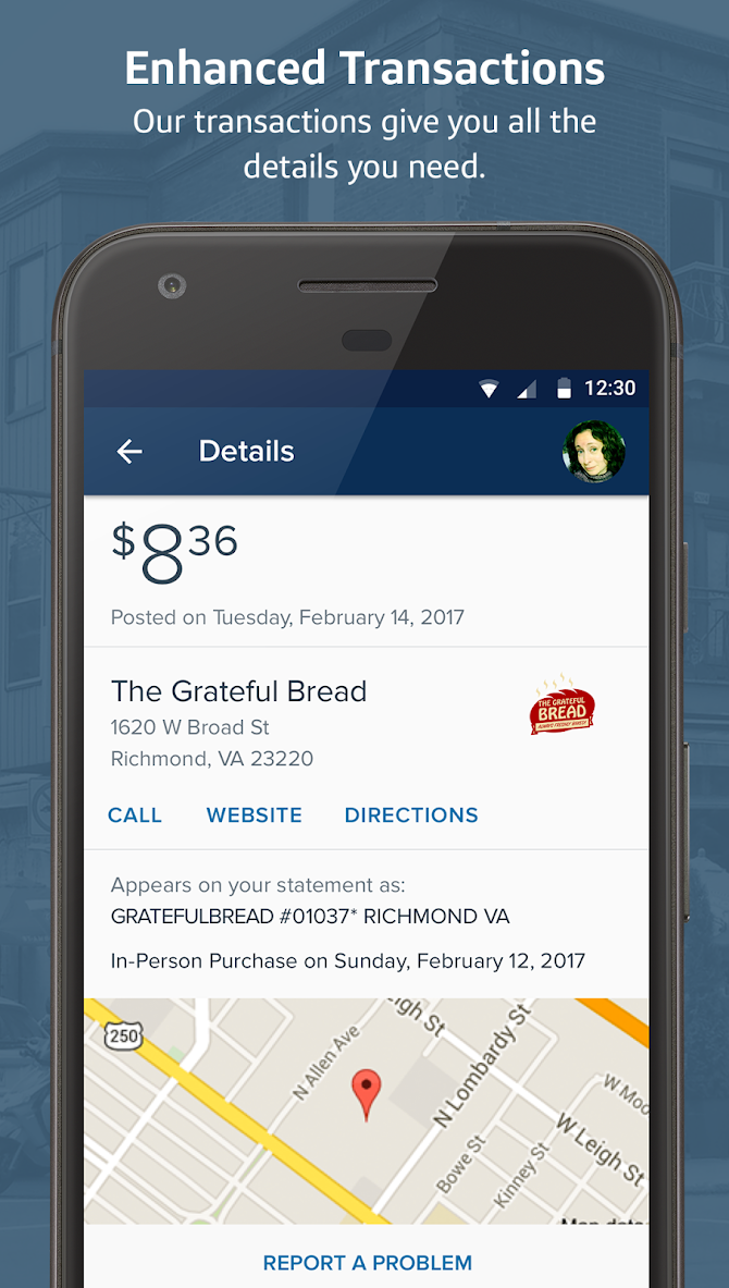 Capital One® Mobile Android 2