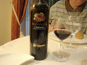 Photo: Aglianico - my new favorite Italian varietal