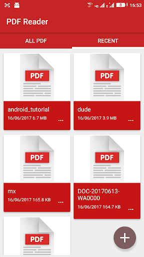 PDF Reader Viewer 2020 screenshot 5