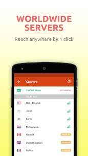 HOT VPN- Free・Unblock・Proxy App Download For Android 2