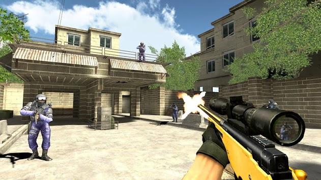 Sniper Shooting War