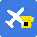 Airlines Apps and Phone icon