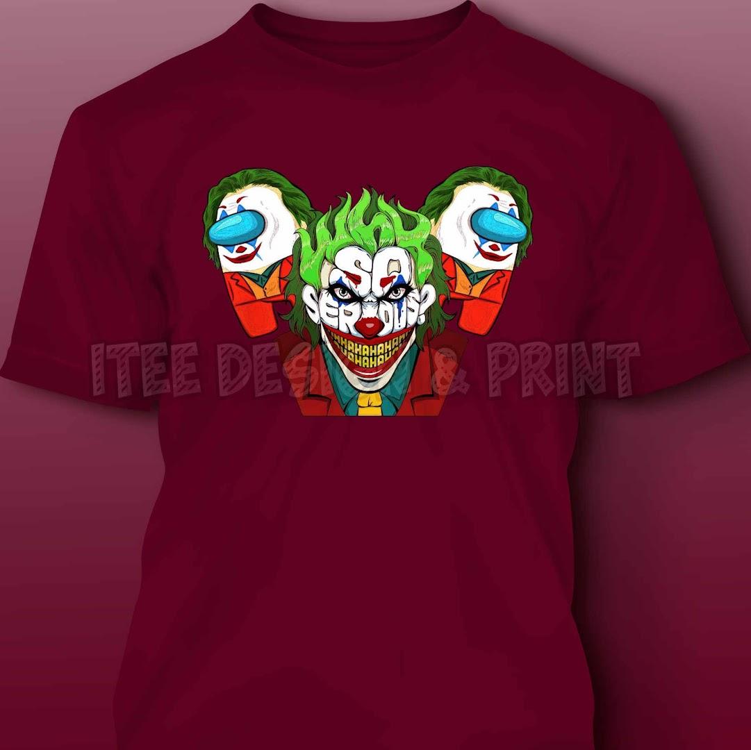Why So Serious Joker Among Us Impostor 19