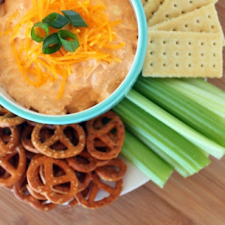 Frugal, Real Food Buffalo Chicken Dip Recipe