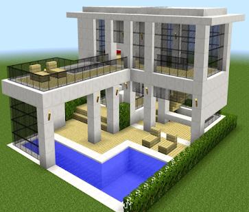 Ide Minecraft Modern House Terbaik Google Play 應用程式