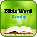 Bible Word Study icon