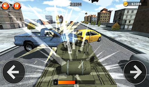 Boss Tanker - Smash on Road