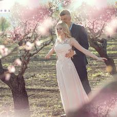 Wedding photographer Dasha Saveleva (savelieva). Photo of 14.04.2017