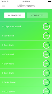 CigQuit - Quit Smoking- screenshot thumbnail