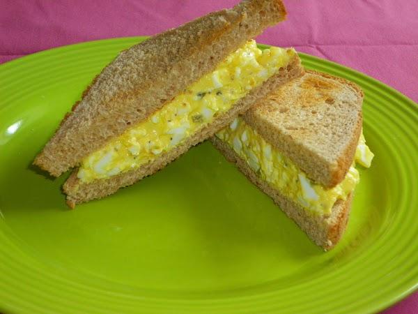 Low Fat Low Cal Egg Salad Recipe