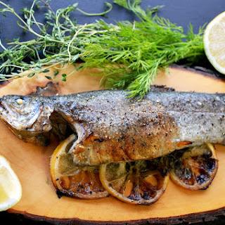Whole Baked Fish   Republic City   The Legend of Korra Recipes
