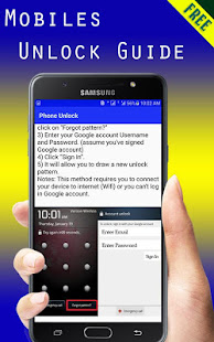 Unlock any Cell Phone Guide