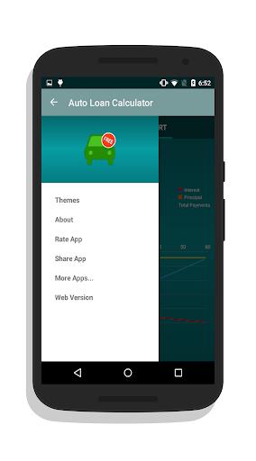 Car Loan Calculator App >> Auto Loan Calculator Apps On Google Play