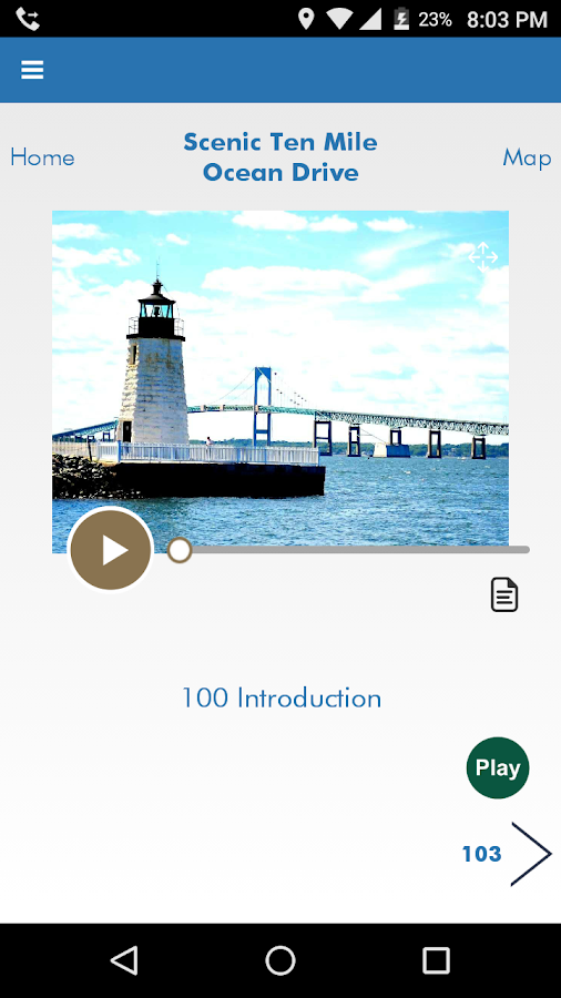 Historic Tours of Newport - Trolley Tour- screenshot