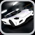 Sport Saloon Turbo Racing 3D icon