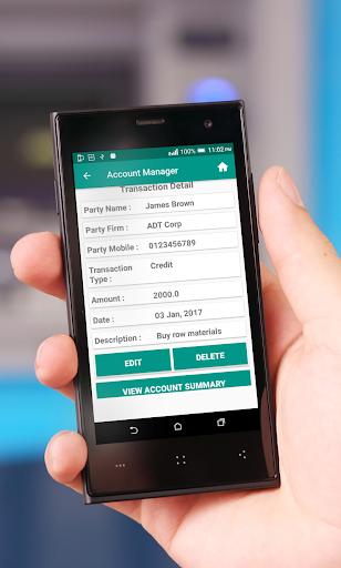Account Manager  screenshots 7