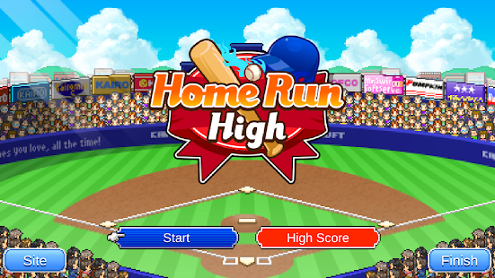 Home Run High- screenshot thumbnail