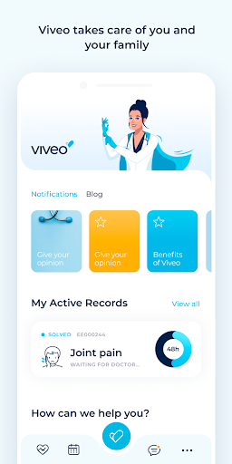 Viveo Health screenshot 1