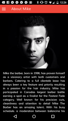 Mike The Barber