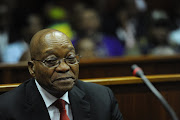 Former president Jacob Zuma turned to Twitter to cry 'unfair' after the High Court decided that he should pay his legal bill for the fraud' corruption and racketeering charges he faces.