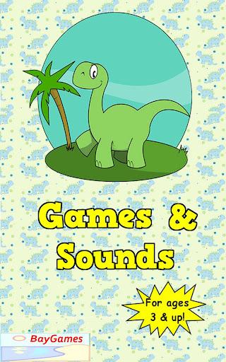 Dinosaur Games For Kids: Free