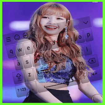 Lisa Blackpink Keyboard Theme Hileli Apk Indir 1 1
