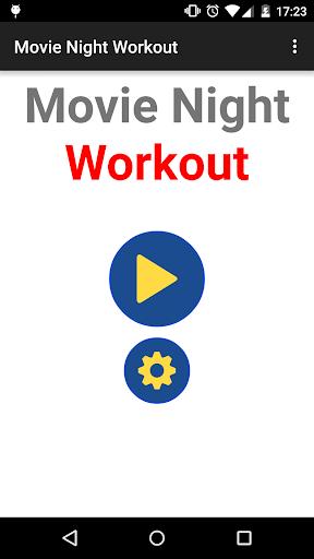 Movie Night Workout PRO