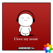 Download Theme Xperien Music Pro APK