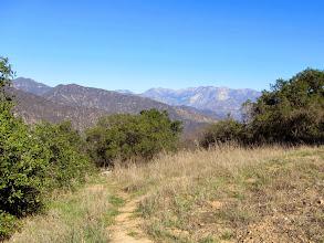 Photo: View north en route to Azusa Peak