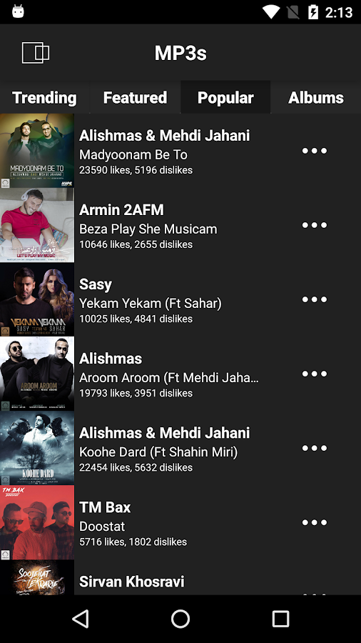 Radio Javan - Android Apps on Google Play