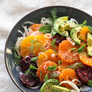 Citrus Fennel and Avocado Salad Recipe