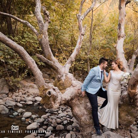 Wedding photographer Serkan Çakır (akr). Photo of 17.09.2017
