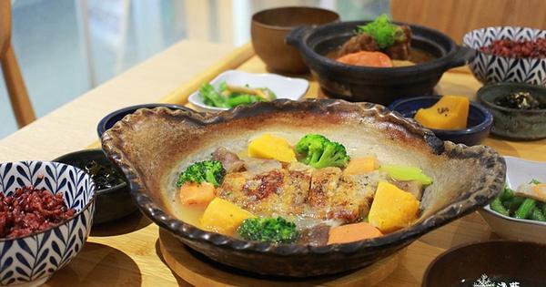 GOHAN 御飯食事処 ~口味清淡的日式定食